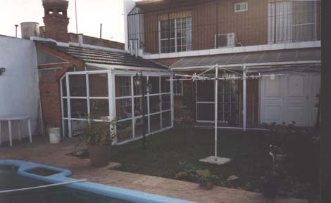 Fraital aberturas aberturas aluminio cerramientos - Cerramientos para patios ...